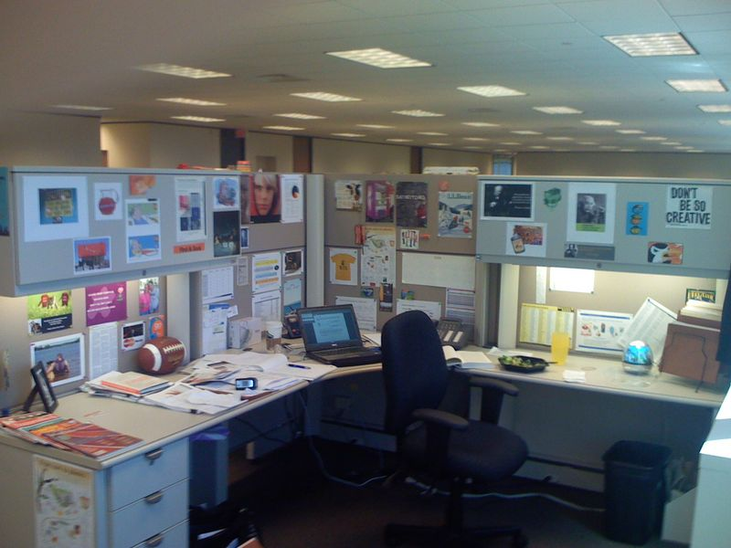 Pic of my Office
